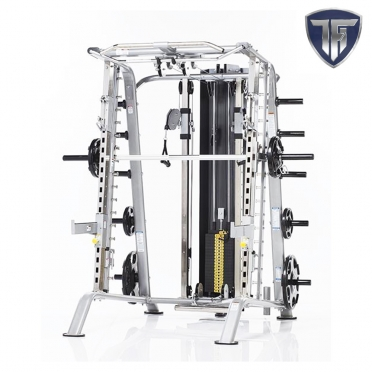 Tuff Stuff Smith Machine Full Options CSM-725WS inclusief gratis bench