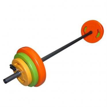 Lifemaxx Body Pump Set LMX 1129 kopen online bij fitness24.nl