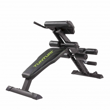 Tunturi Total core buik- en rug trainer CT80