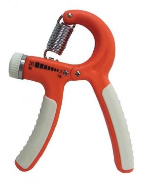 Tunturi instelbare handtrainer licht 14TUSFU006