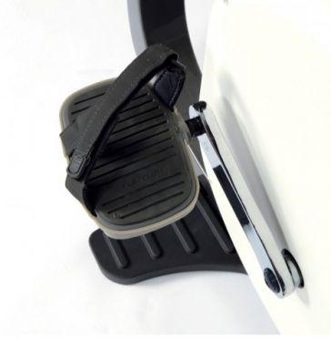 Set pedalen met bandjes voor Tunturi hometrainer Pure lijn