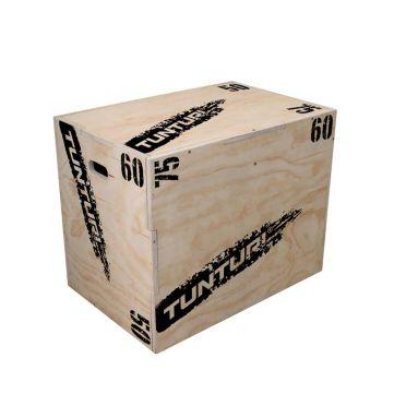 Tunturi Houten Plyo Box 50-60-75 cm