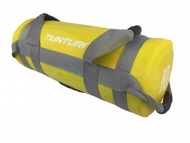 Tunturi Power Bag 10 kilogram Geel 14TUSCL362