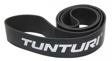 Tunturi Power Band Extra Heavy Black 6,4 CM 14TUSCF031