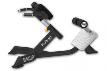 Tunturi Platinum Collection 45 graden Back Extension rugtrainer gebruikt