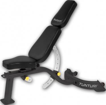 Tunturi Platinum Fully Adjustable halterbank