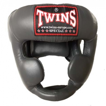 Twins HGL-3 hoofdbeschermer grijs