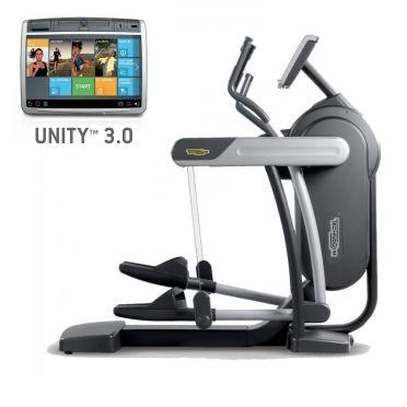 TechnoGym crosstrainer Excite+ Vario 700 Unity 3.0 zwart gebruikt