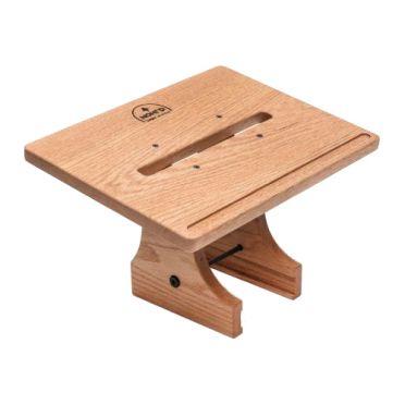 Waterrower Laptop steun natural oak