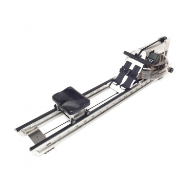 Waterrower Roeitrainer S1 roestvaststaal (RVS) limited