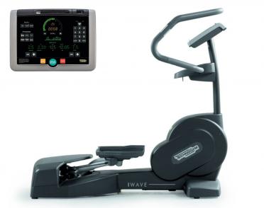 TechnoGym lateral trainer Wave Excite+ 700i zwart gebruikt