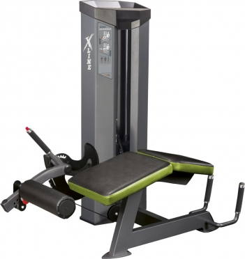 X-Line prone position leg curl XR108.1