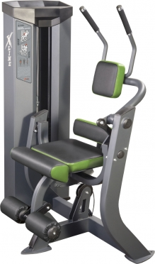 X-Line anatomic abdominal machine XR116