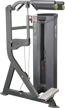 X-Line calf machine standing position XR119