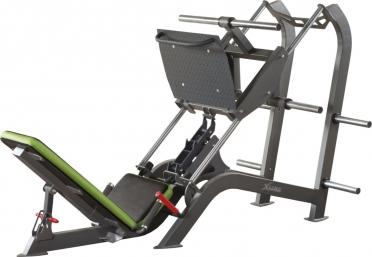 X-Line angled leg press 45° XR202