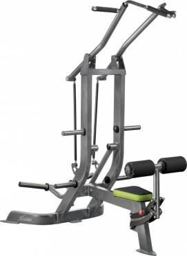 X-Line lat pull down machine XR211