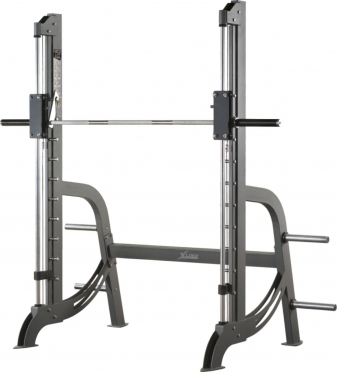 X-Line smith machine with counterweight