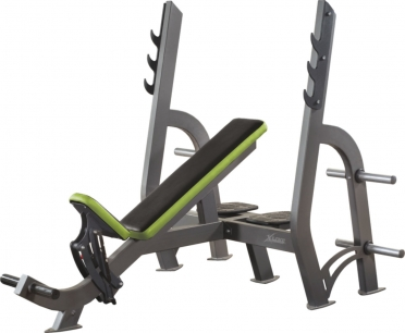 X-Line incline press bench XR305