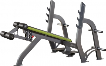 X-Line decline press bench