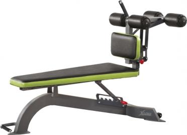 X-Line crunch bench