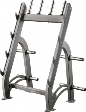 X-Line barbell rack 4 places
