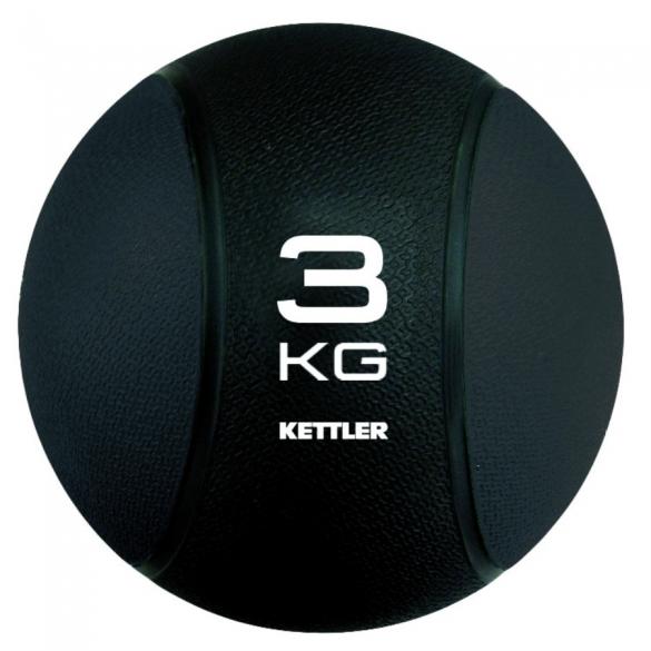 Kettler Medicine Bal 3 kg 07371-260  07371-260