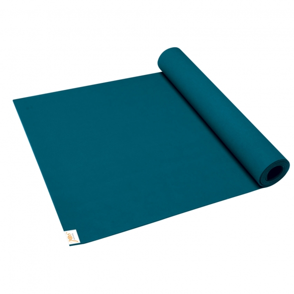 Gaiam Studio Power-Grip yogamat – Aqua (4mm)  G05-59249
