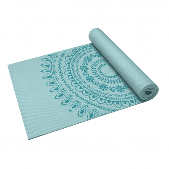 Gaiam Premium Marrakesh yogamat (5mm)  G05-60527voorraad