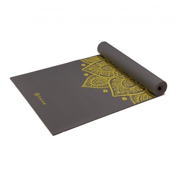 Gaiam Citron Sundial yogamat (5mm)  G05-61333