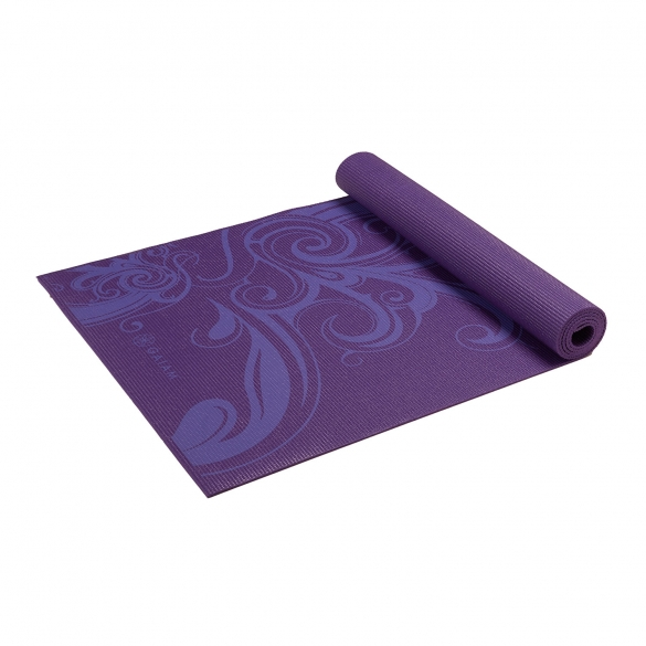 Gaiam Deep plum Surf yogamat (3mm)  G05-61334