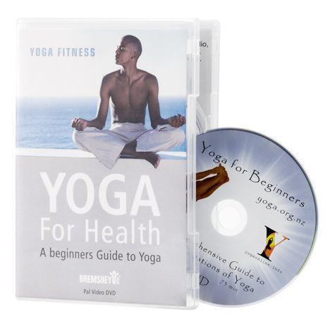 Tunturi Yoga DVD  08TUSYO019