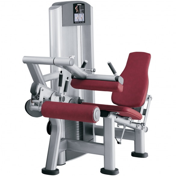 Life Fitness Signature Series Single Station Leg Curl (FZSLC)  LFSIGLEGCURL