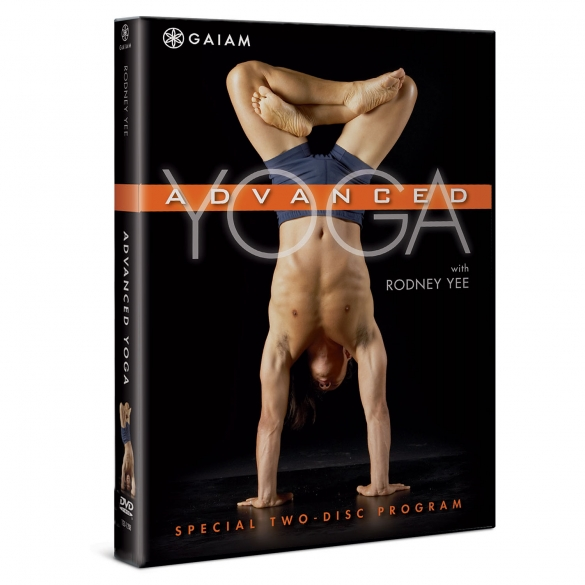 Gaiam Advanced yoga with Rodney Yee (ENG)  G120-1208