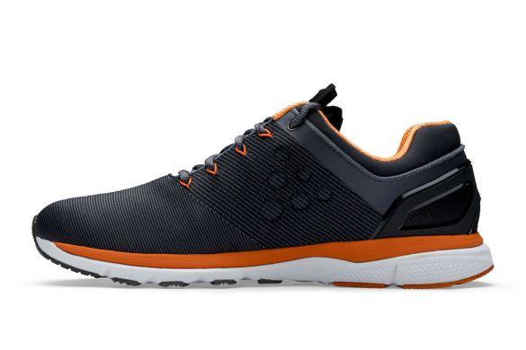 Craft V175 Fuseknit hardloopschoenen zwart/oranje heren  1906960-999985