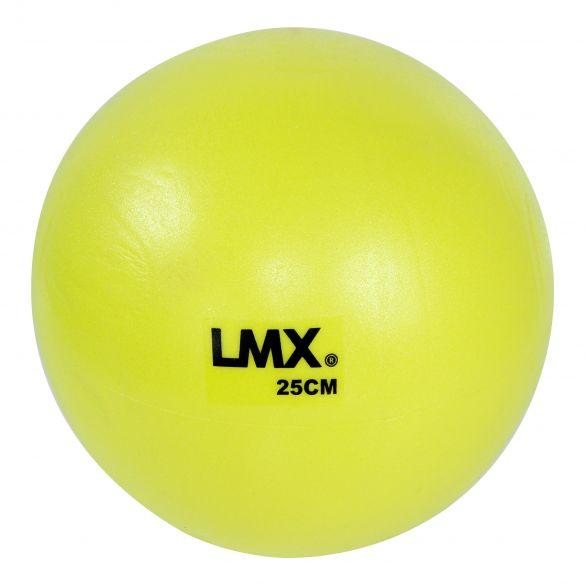 Lifemaxx Pilates Bal 25 cm Geel LMX 1260.25  LMX 1260.25geel