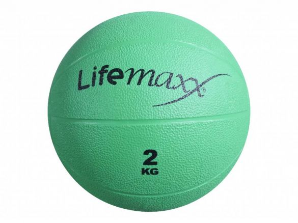 Lifemaxx Medicine Ball 2 KG LMX 1250.02  LMX 1250.02