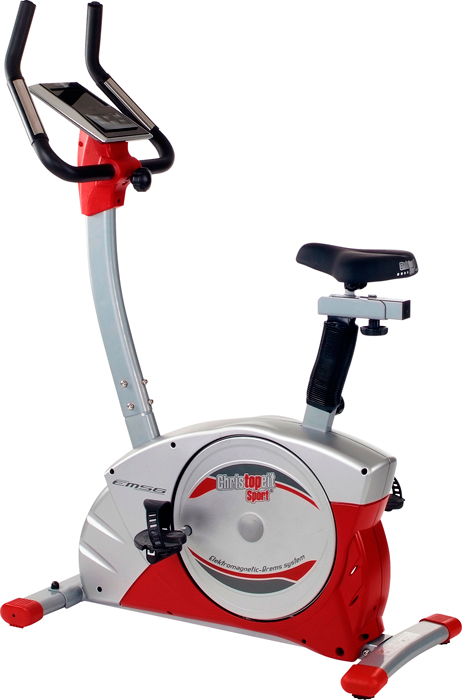 Christopeit EMS 6 ergometer hometrainer  7300.106