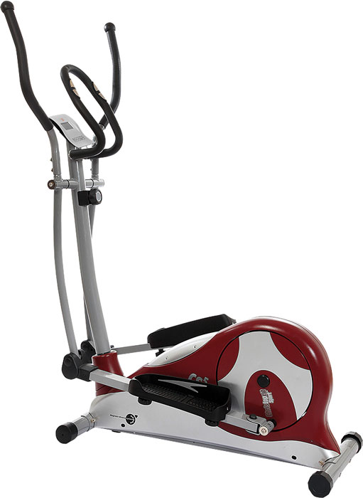 Christopeit Crosstrainer CS-5 rood  7300.245