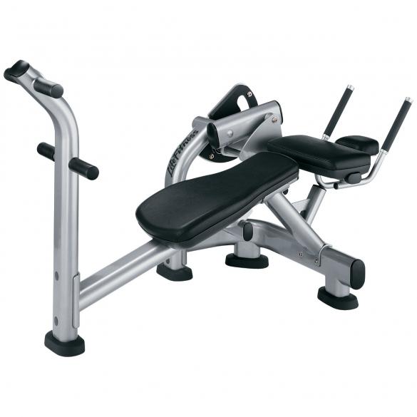 Life Fitness Signature Series Ab Crunch Bench SABC Gebruikt SABC