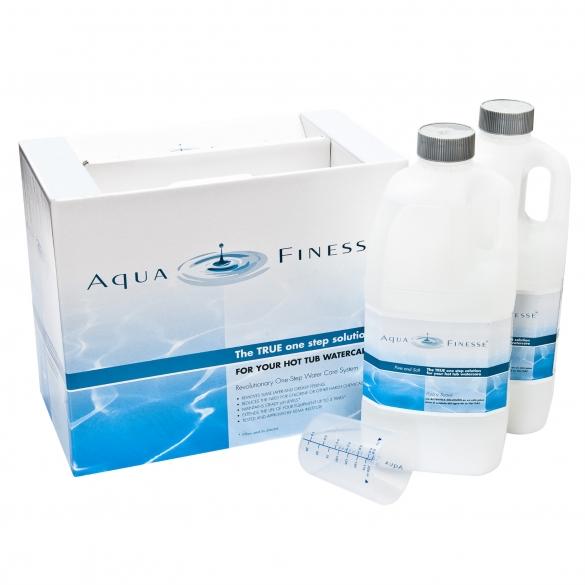 AquaFinesse (Aqua Finesse) Spa en Hottub waterbehandelingset  AQUAFINESSE