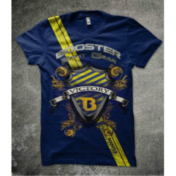 Booster victory t shirt kopen bestel bij for Booster t shirt reviews