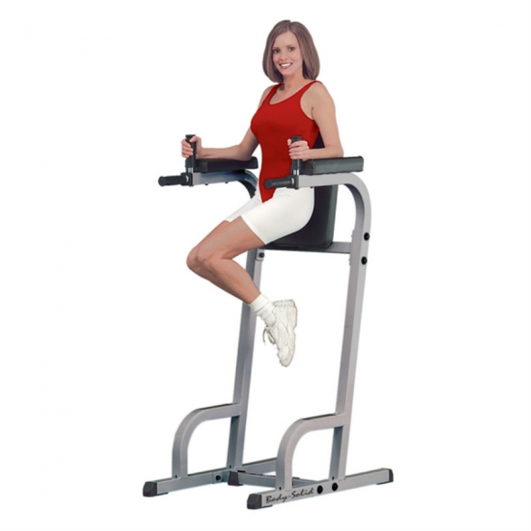 Body Solid Vertikal Knee Raise and Dip GVKR60  GVKR60
