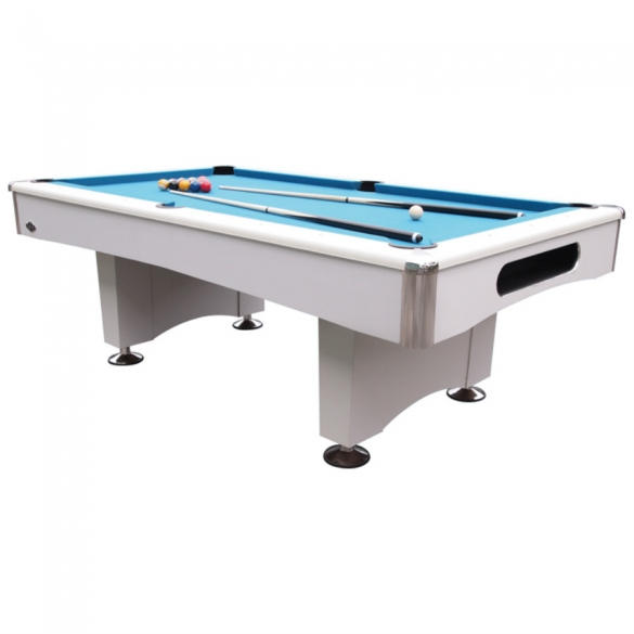 Buffalo Pooltafel Eliminator II 8ft wit 9200.598  9200.598
