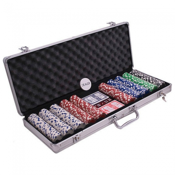 Buffalo Pokerset 500 x dice round 7100.705  7100.705