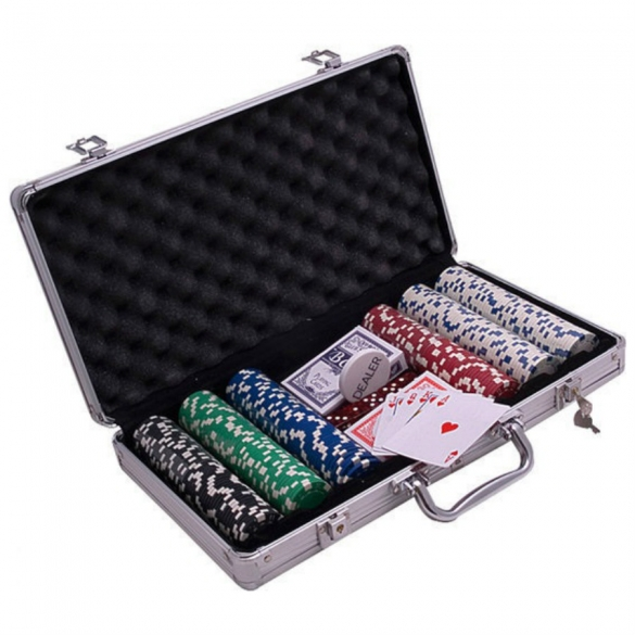 Buffalo Pokerset 300 x dice round 7100.704  7100.704