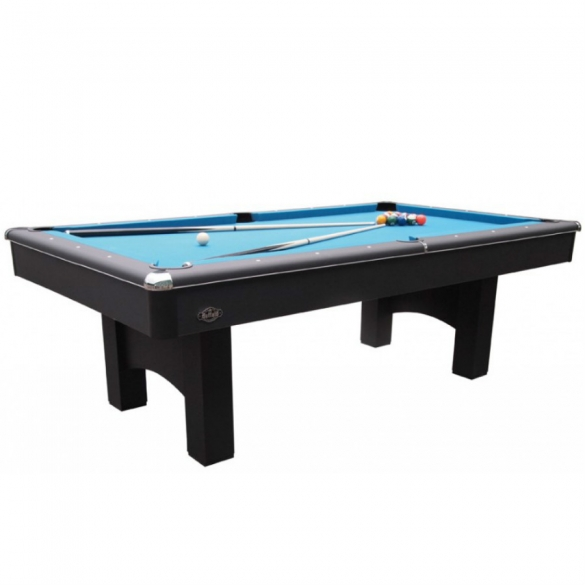 Buffalo Pooltafel Runner 8ft zwart 9200.468  9200.468