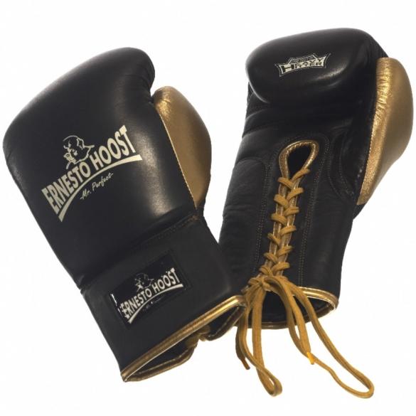 Ernesto Hoost Professional bokshandschoenen met veters  EHLACE