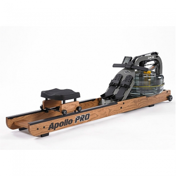 First Degree roeitrainer Fluid Rower Apollo Hybrid Pro AR Rower demo  APOLLOPRODEMO