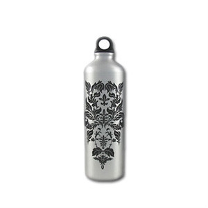 Gaiam Damask aluminium drinkfles (750ml) (G05-53034)  G05-53034