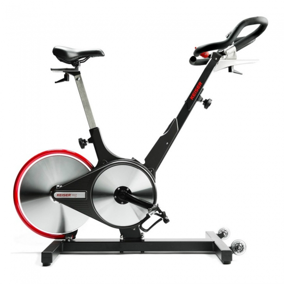 Keiser spinningbike M3i Bluetooth Indoor cycle Demo  KEM3iDEMO